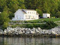 Cottage Rentals Ns by The Rock Pool Cottage Cape Breton Margaree Valley Cottage Rental