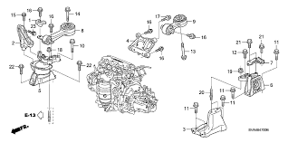 diagram of honda civic engine honda engine problems engine parts