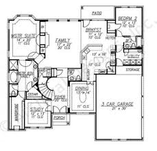 High End House Plans by Avondale 3 000 Sq Ft House Plans Luxury House Plans