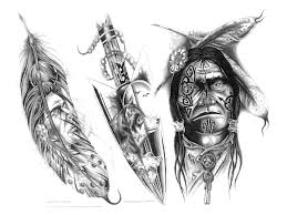 indian tattoo designs love the wolfe one tattoos that i