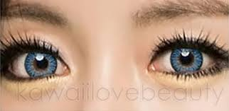 Circle Lenses Colors Of The Wind Crystal Water Color Contacts 26