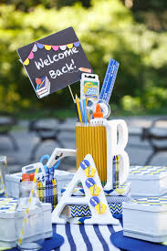 Welcome Back Party Ideas by Back To Playground Party Inspiration The Celebration Society