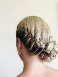 images of braids with french roll hairstyle side french braid bun side french braids french braid and