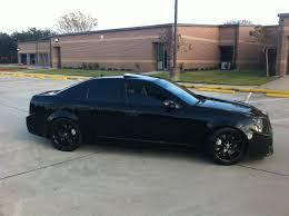 gi 2004 cadillac cts v murdered out fs or trade ls1tech