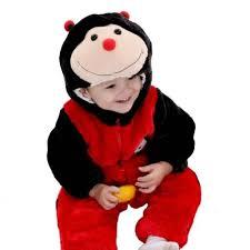 Ladybug Toddler Halloween Costume Meilaier Halloween Costume Baby Winter Newborn Romper Animal