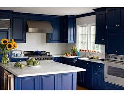 best blue kitchen cabinet colors blue and white kitchen popular kitchen colors blue
