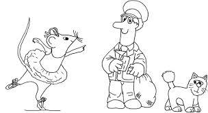 ballerina rat postman pat smileysammywammy deviantart