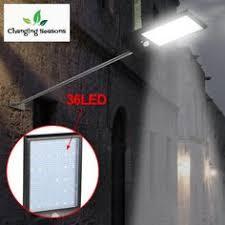 wireless sensor lights outdoor baxia technology solar lights outdoor wireless waterproof solar