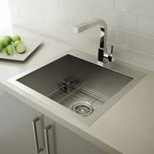 Atlantis Pro Series Stainlesssteel Small Single Sink - Small sink kitchen