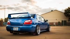 subaru blobeye stance subaru impreza wrx sti incredible sound turbo exhaust best