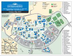 San Diego State Campus Map by Csusb Ecofest 2013 General Info