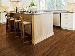 Bamboo Floor L Cozy And Bamboo Floor In Kitchen Designs Kitchen
