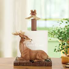 unique free standing toilet paper holder decorative free standing deer toilet paper holder