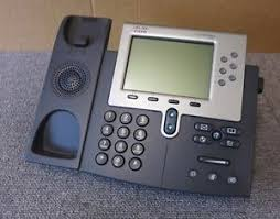 telephone bureau cisco 7961g cp 7961g voip ip business desktop display telephone