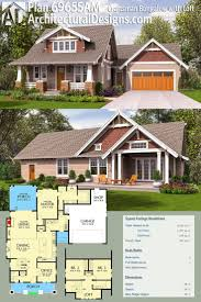 Ranch Style Bungalow 106 Best Bungalow Style House Plans Images On Pinterest Bungalow