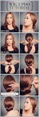 How To Formal Hairstyles by This Wig Updo Is Super Easy To Create Check Out The Full Tutorial