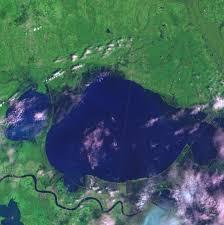 New Orleans Katrina Flood Map by Nasa Visible Earth Hurricane Katrina Floods New Orleans