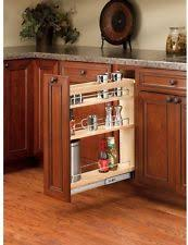 Spice Rack Storage Organizer Pull Out Spice Rack Ebay