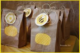 bumble bee party favors everyday honey bee birthday party