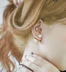 two way earrings grace two way earrings mirai lowe