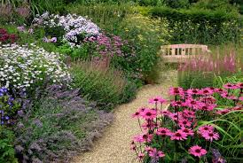 cottage garden flowers at home outdoor furniture gorgeous
