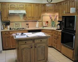 center islands for small kitchens in natural finish home