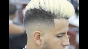 the best barber shop connect high low fade haircut youtube