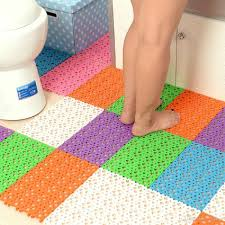 2017 plastic bath mats easy bathroom massage carpet shower room