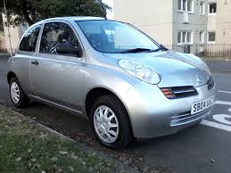 nissan micra 2004 nissan micra 1 2 2004 auto images and specification