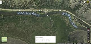 Google Maps Measure Distance Trdollar Yellowstone Search For Fenn U0027s Treasure 2017 Album