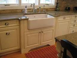 how to install farm sink in cabinet farm sink and granite countertop install mismatch