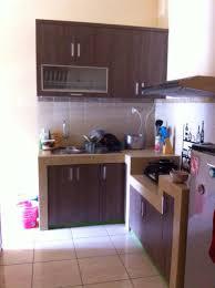 Kitchen Set Minimalis Putih 10 Desain Dapur Dan Cara Mengatur Dapur Minimalis Tanpa Kitchen