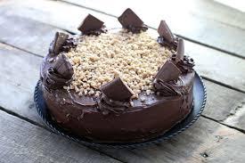mocha cake toffee crunch madness food fanatic