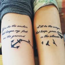 25 unique best friend tattoos ideas on pinterest best friend