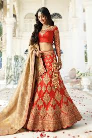 bridal wear rajasthani ghagra cholis online mauritius orange indian bridal