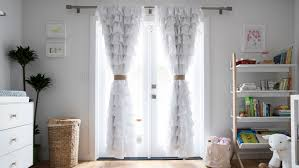 White Ruffled Curtains For Nursery by The Handmade Baby Gifts For Angelique Cabral U0027s Nursery Decor