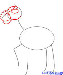 draw bullseye step step disney characters cartoons