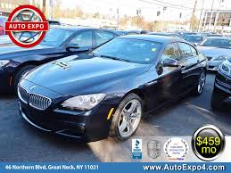 bmw minivan 2014 used bmw 6 series for sale stamford ct cargurus