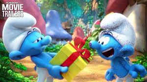 smurfs happy holidays