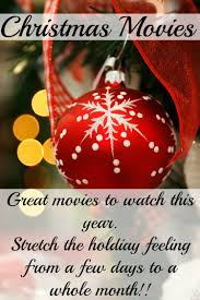 christmas movies a great family tradition what this mom knows