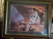 home interior tiger picture home interior pictures ebay