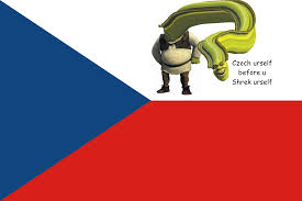 Surrender Flag Gif Flag Of The Shrek Republic Vexillologycirclejerk