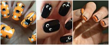 a lesson from pinterest halloween nails u2013 a diary of a twenty