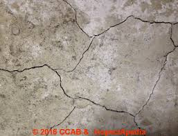 how to seal or repair cracks in concrete walls floors or slabs
