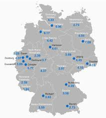 us area code from germany cities and refugees the german experience