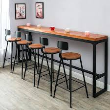 High Bar Table And Stools Solid Wood Bar Table Triangle Solid Wood Bar Table And Stools Set