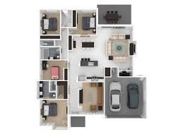 2d Floor Plan by 3d Gallery Artist Impressions 3d Architectural Visualisation