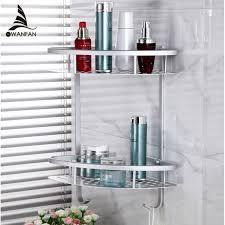 popular bathroom accessories shelves buy cheap bathroom