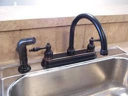 bronze faucets for kitchen kohler bronze faucet shn me