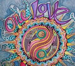 Psychedelic Meme - one love hippie peace weed memes weed memes